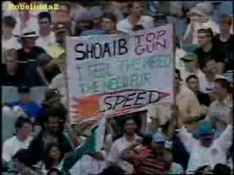 Xxx Mp4 10 Wickets You Haven 39 T Seen From Shoaib Akhtar Vs Clueless Aussies 3gp Sex