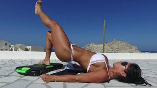 MICHELLE LEWIN Holiday Workout: Lower Body
