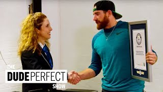 Breaking Guinness World Records | The Dude Perfect Show