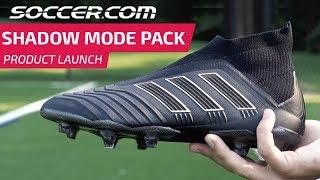 adidas Shadow Pack Mode brings blackout heat