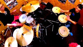 MRMR || Playing Latin (Drums & Percussion)