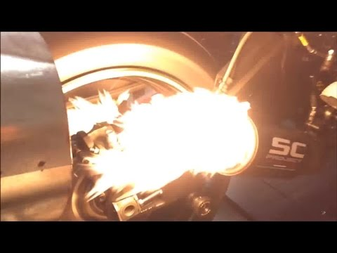 Hard Rev Exhaust Compilation: Ninja H2 rev limiter, Red exhaust and more...