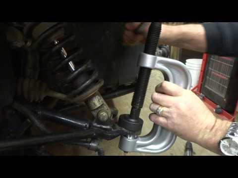 How To Install a Yamaha Rhino Ball Joint