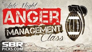 Late Night Anger Management | Monday Night Football In-Game Betting Tips & Live Reactions