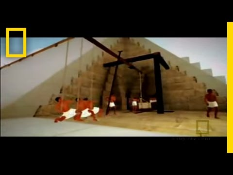 Great Pyramid Mystery Solved National Geographic