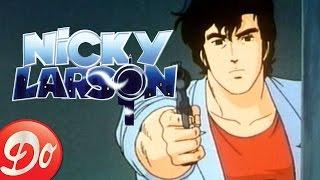 """Nicky Larson : """"La chanson de Nicky"""", deuxième générique (1991)"""