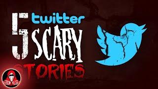 5 True TWITTER Scary Stories
