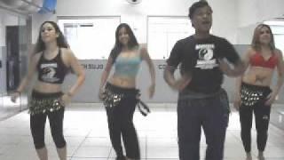 Coreografia  -  Waka Waka