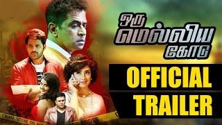 Oru Melliya Kodu   Official Trailer   Ilaiyaraaja   Arjun, Manisha Koirala