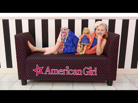 Girls Day Out at the American Girl Doll Cafe & Hair Salon Alyssa s First American Girl Doll