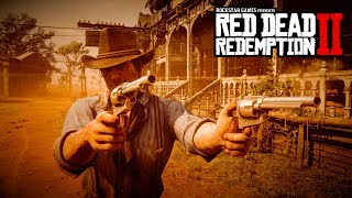Red Dead Redemption 2: Official Gameplay Video Part 2