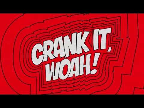 Kideko & George Kwali - Crank It (Woah!) feat. Nadia Rose & Sweetie Irie [Official Audio]