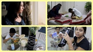 Indian mom/house wife THURSDAY Vlog -  confused about what to Make for dinner || Soumali's Vlog
