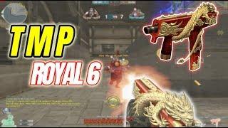 Bình Luận CF : Steyr TMP-Eternal Dragon Bá Đạo Nhất Zombie V4