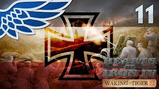 HEARTS OF IRON 4 | VICTORY IN THE EAST PART 11 - HOI4 WAKING THE TIGER Let