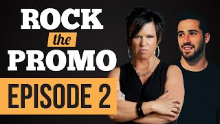 ROCK THE PROMO - Episode 2 feat. Vickie Guerrero (Hosted By Joe Santagato)