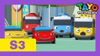 Tayo Español la Serie 3 l #21~26 compilación de episodios completos l Tayo el pequeño Autobús