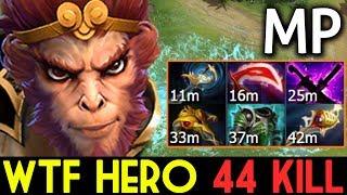 MP Dota 2 [Monkey King] WTF Amazing Hero with 44 Kills