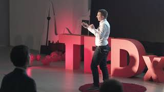 How a small group of students build World's fastest Hyperloop prototype | Louis Bauer | TEDxFS