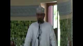 Sheikh Yusuf Abdi - Mashakil Ya Ndoa (1)