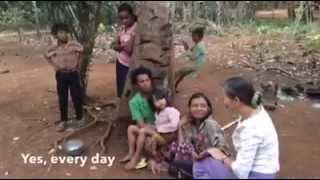 Areng's women and children