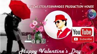 Happy Valentine's Day⚘♥️ (Official Konkani Video 1080p)
