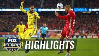 90 in 90: New York Red Bulls vs. Columbus Crew SC   Audi 2018 MLS Cup Playoffs