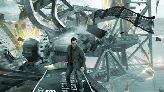 Quantum Break - Full Backroom Demo