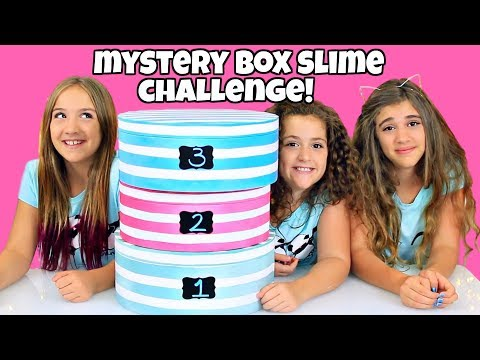 Xxx Mp4 Mystery Box Slime Challenge 3gp Sex