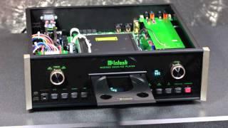 Stereo Design McIntosh MCD500 SACD/CD Player in HD