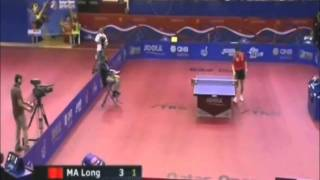 Tribute to Ma Long