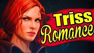 The Witcher 3 Walkthrough Part 34 TRISS LOVE SCENE / Triss Romance