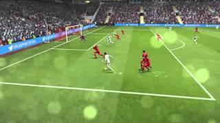 FIFA 15 - Cristiano Ronaldo skills & goals compilation