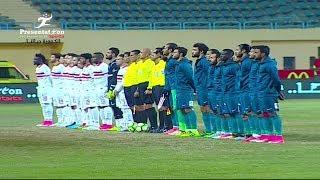 ملخص مباراة إنبي 0 - 0 الزمالك | الجوله 21 الدوري المصري 2017-2018