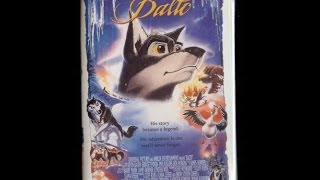 Opening To Balto 1996 VHS