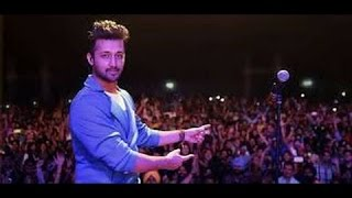 Tera hone laga hoon, Atif Aslam Live Performance, Best urdu song in Pakistan and india