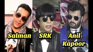 Lookalike Awards 2018   Shahrukh Khan,Salman Khan Duplicate