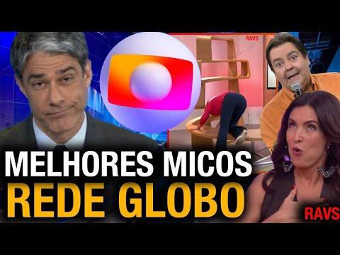 MELHORES MICOS DA REDE GLOBO PARTE 1