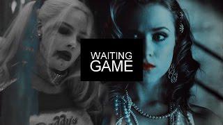 harley x ivy | WAITING GAME.