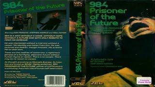 984: Prisioneiro do Futuro - 1982 (LEGENDADO) Don Francks, Stephen Markle   FILME COMPLETO