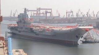 Advanced vessels, battle equipment boost Chinese navy's confidence