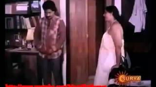 Hot mallu maria with towel seducing young guy