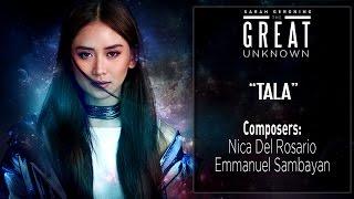 Sarah Geronimo - TALA [Official Lyric Video]