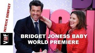 BRIDGET JONESS BABY (World Premiere) BRoll Part 1