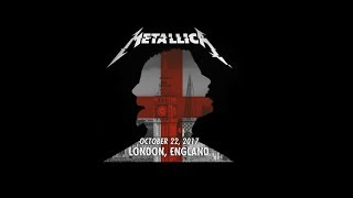 Metallica Full Show in London @ O2 Arena - WordWired Tour 2017 - Full HD + HQ Audio