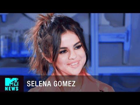 """Xxx Mp4 Selena Gomez Talks """"Bad Liar"""" Sampling Psycho Killer By Talking Heads MTV News 3gp Sex"""