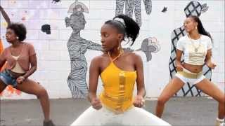 Iam The Title  - Dancehall Soca Choreography -  Kes The Band - Ah come for Dat