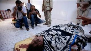 Gaddafi body to be given to family