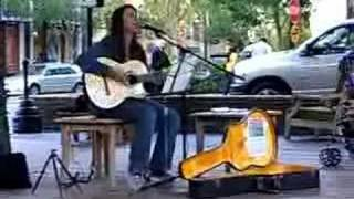 Margie Wong - Saturday afternoon in Santana Row 2