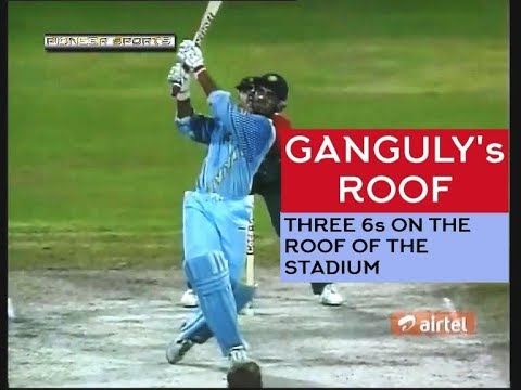 Xxx Mp4 HQ Ganguly39s ROOF Clears The Roof 3 Times ToNY Grieg Classic Commentary 3gp Sex